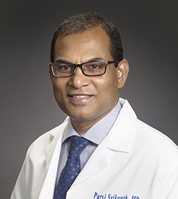 New Physician - Srikanth Parsi, MD