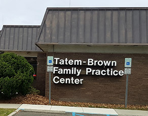 Virtua Primary Care - Tatem Brown