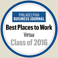 Best Places to Work South Jersey - Virtua