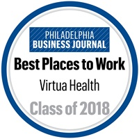 Best Place to Work 2018 - Virtua