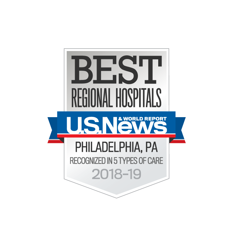 Us News & World Report 2018 Best Hospital - Virtua