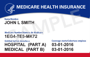 New Medicare Cards - 2018