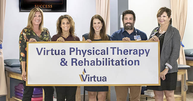 New Physical Therapy and Rehabilitation Locations - Virtua
