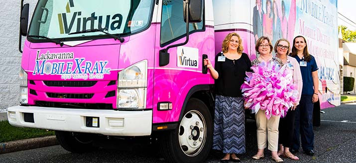 Mobile Mammography Services - Virtua