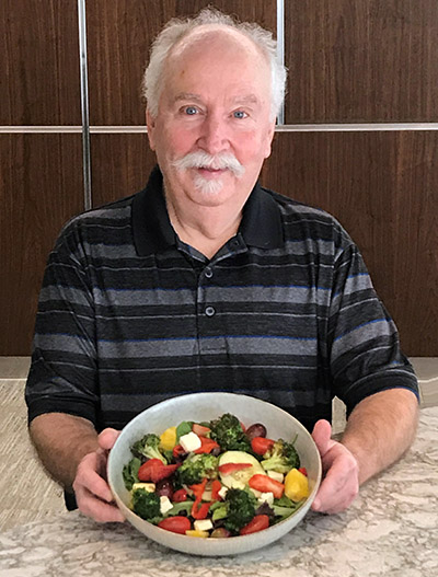 Plant-Based Lifestyle Success Story- Bill Pusey