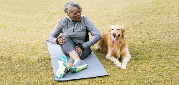 8 stretching and balancing exercises for seniors - Virtua