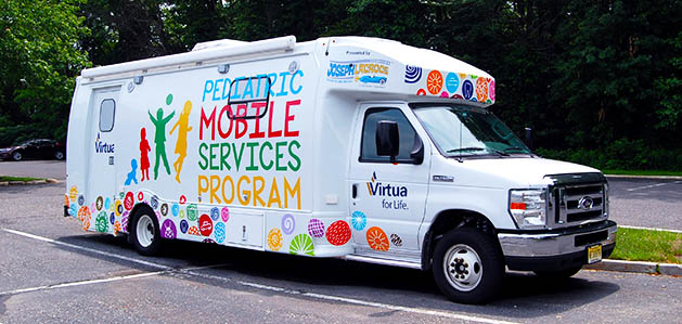 Pediatric Mobile Services in South Jersey - Virtua