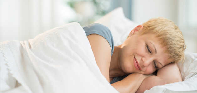 5 ways to sleep better during menopause
