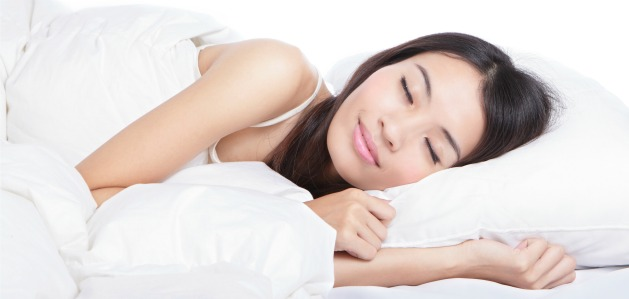 Sleep more soundly