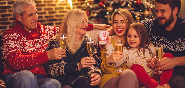 Caregiving During the Holidays: How to Deal With the Stress - Virtua Articles