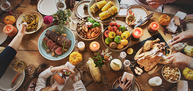 3 Tips to Put a Healthy Twist on the Holidays
