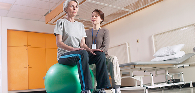 Long Term Care & Rehabilitation