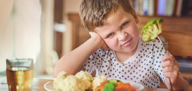 Is Your Child Just a Picky Eater – or Could It Be Something More? - Virtua Article