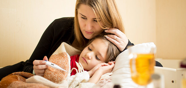 How to Survive Your Child's Sick Day - Virtua Article