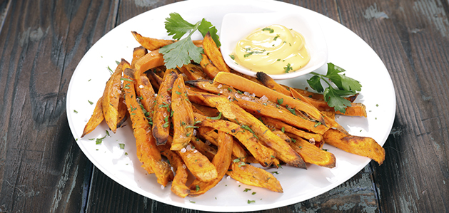 Sweet Potato Fries Recipe - Virtua
