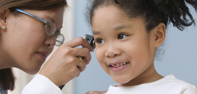 pediatric otolaryngology