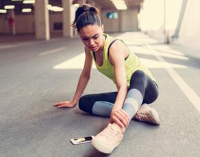 Treat and Prevent the 5 Most Common Sports Injuries - Virtua Article