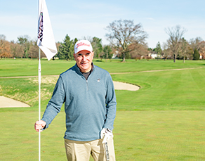 Joe Forline Tees Off Again With Two Healthy, New Hips