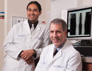 Doctors at the Joint Replacement Institute in New Jersey