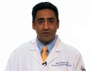 Meet Dr. Tarun Kapoor, Senior Medical Director of Virtua Medical Group