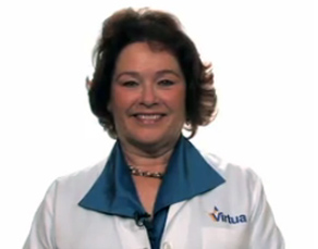 Maureen Kling, surgical oncologist specializing in breast specialty care at Virtua