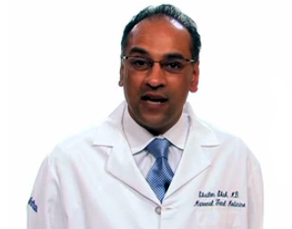 Meet Dr. Shailen Shah, Virtua's Maternal Fetal Medicine group