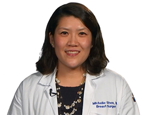 Dr. Michelle Chout-Win Shen, Breast Surgeon