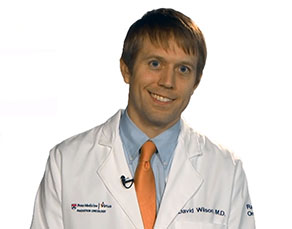 Meet Dr. Davis Wilson, Radiation Oncology - Virtua