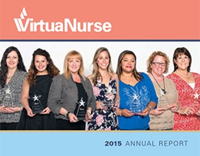 VirtuaNurse Annual Report 2013