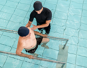Aquatic Therapy - Virtua Physical Therapy & Rehab, NJ