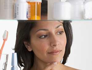 what your medicine cabinet says about you