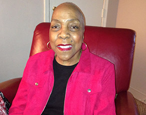 Bettye's diagnosis made her grateful for and more aware of the importance of each day.