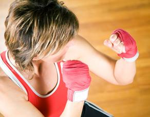 Punch Up Your Fitness Routine with Boxing - Virtua Article