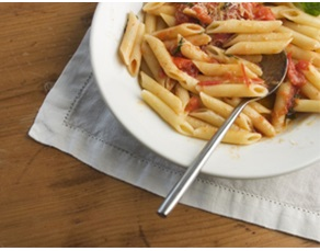 Quick Tip Eat Pasta, Lose Weight