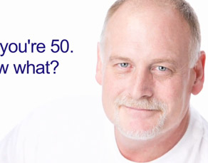 guys youre 50