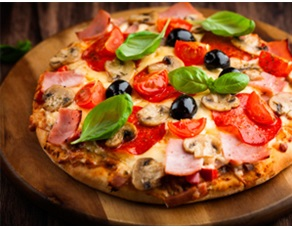 Quick Tip Healthy Pizza