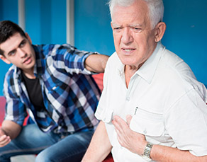 Chest Pain: Is it a Heart Attack or Heartburn? - Virtua Article
