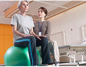 long term care and rehabilitation