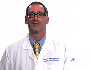 Meet Dr. Joseph Maccarone - Virtua