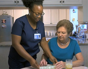 Becoming a Home Health Aide - Virtua