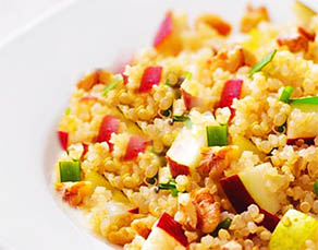 Recipe - Pear Quinoa Salad