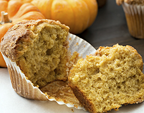 Pumpkin Muffins Recipe - Virtua