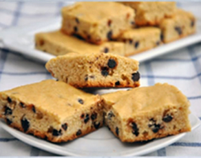Low-Calorie Blondies Recipe