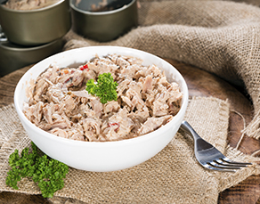 Healthy Tuna Veggie Salad - Virtua