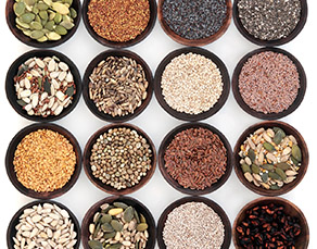 Strengthen Your Health with the Super Powers of Seeds - Virtua Article