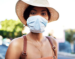 6 Tips for Wearing a Face Mask This Summer - Virtua Health, NJ