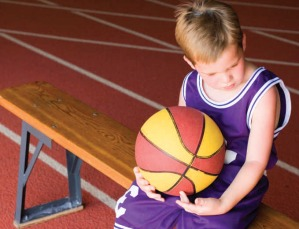 When to sideline the pint-size player