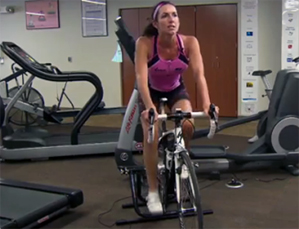 Triathlete training in South Jersey - Virtua
