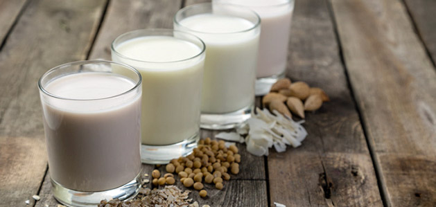 Oat Milk, Pea Milk and Hemp Milk—Oh My! - Virtua Article