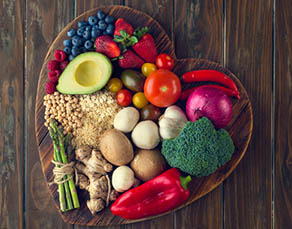 vegan diet congestive heart failure